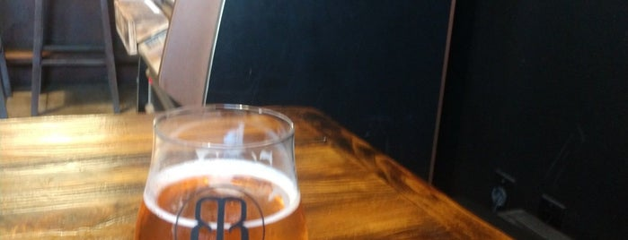 Burning Beard Brewing Co. is one of California Breweries 5.