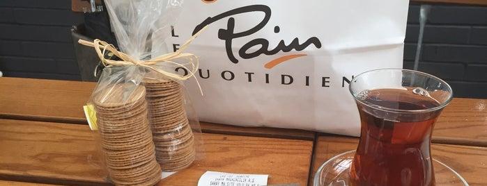 Le Pain Quotidien is one of Orte, die Esra gefallen.