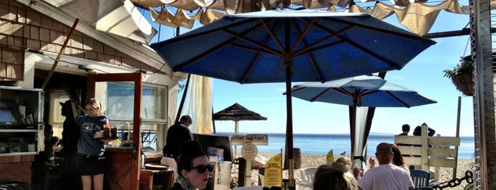Paradise Cove Beach Cafe is one of Malibu Adventure.