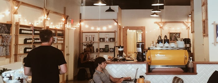 Square One Coffee is one of philly things.