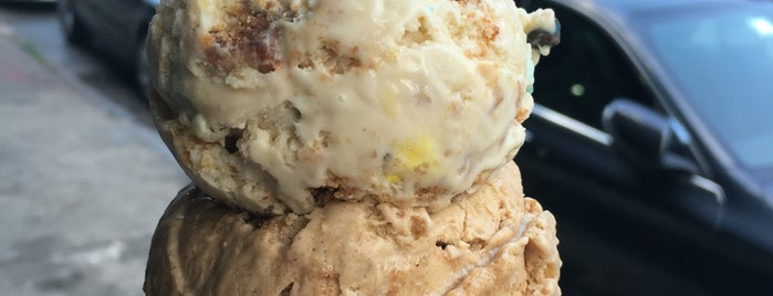 Ample Hills Creamery is one of Dessert.