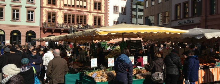 Marktfrühstück Mainzer Dom is one of Mainz.