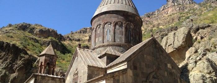 Geghard Monastery | Գեղարդի տաճար is one of грузия.
