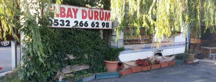 Albay Dürüm is one of Istanbul Eateries.