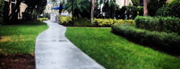 Orlando International Resort Club is one of Melisaさんのお気に入りスポット.