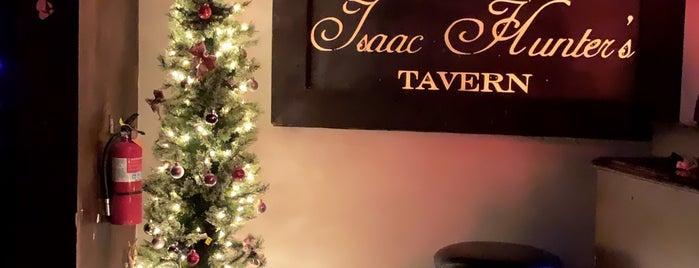 Isaac Hunter's Oak City Tavern is one of Posti che sono piaciuti a Arnaldo.