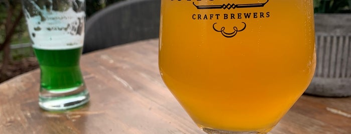 Cotton House Craft Brewers is one of NC Craft Breweries.