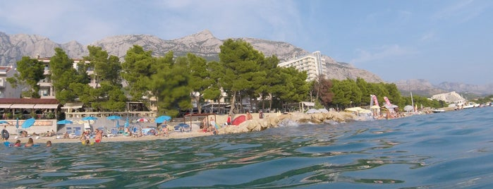 Makarska Rivijera is one of Lieux qui ont plu à Ante.