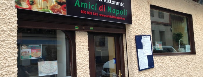 Amici di Napoli is one of Ysabelさんの保存済みスポット.