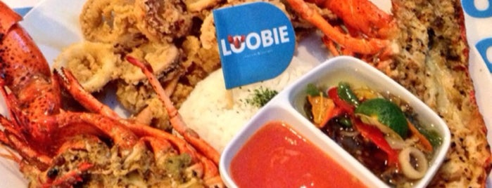 Loobie Lobster & Shrimps is one of List Kuliner Jakarta.
