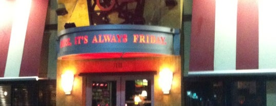 TGI Fridays is one of Locais curtidos por Rassiel.