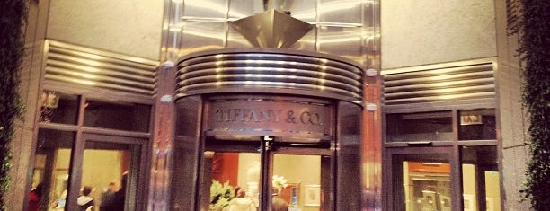 Tiffany & Co. is one of Chicago.