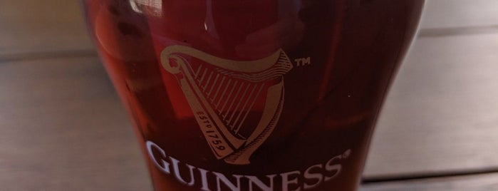 Guinness Open Gate Brewery & Barrel House is one of Lugares favoritos de Adam.