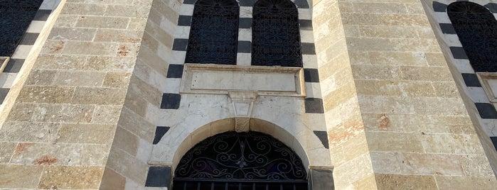Kurtuluş Camii is one of สถานที่ที่ MLTMSLMZ ถูกใจ.