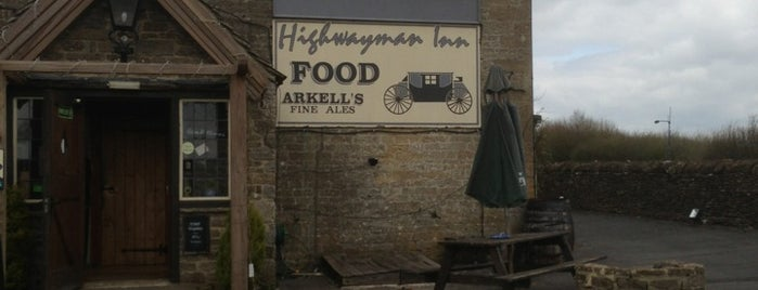 Highwayman Inn is one of Lieux qui ont plu à Carl.