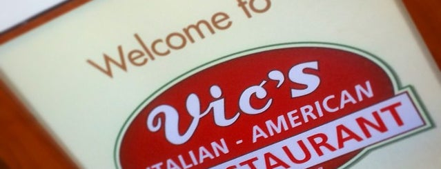 Vic's Pizza is one of Jersey Pizza.