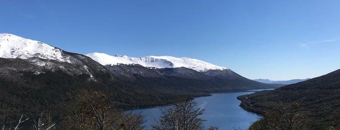 Lago Escondido is one of Argentina 🇦🇷.