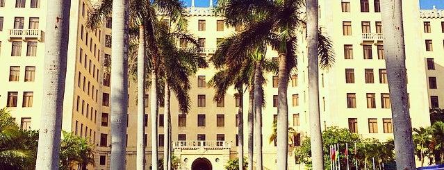 Hotel Nacional De Cuba is one of Ciudad de La Habana, Cuba.