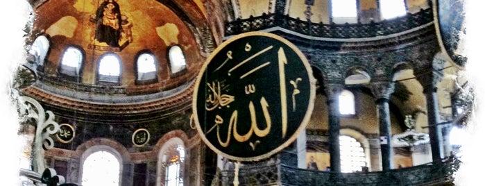 Basilica di Santa Sofia is one of Istanbul.