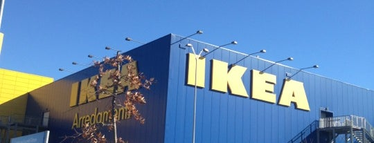 Ikea is one of Lugares favoritos de Ico.