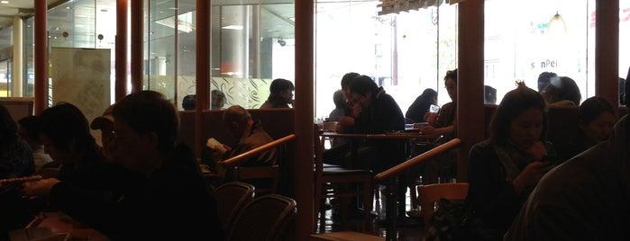 Doutor Coffee Shop is one of สถานที่ที่ Hirorie ถูกใจ.