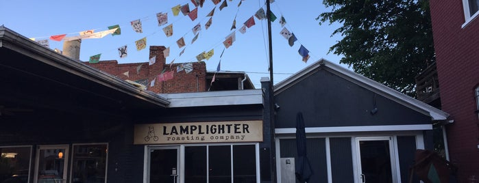 Lamplighter Roasting Co. is one of 20 Sriracha Dishes Worth Traveling For.
