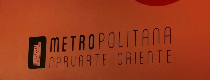 Cervecería Metropolitana is one of Interés df.