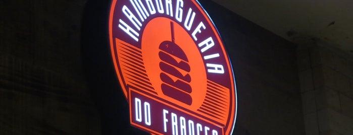 Hamburgueria do Francês is one of Brasília Veggie.