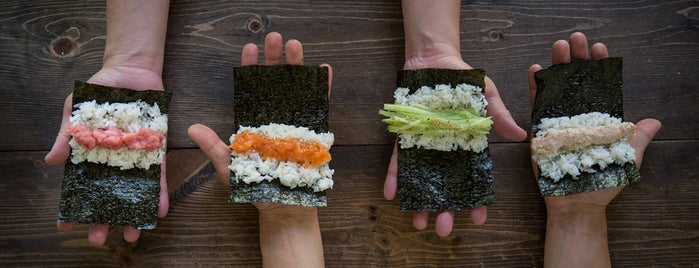 KazuNori: The Original Hand Roll Bar is one of Hello LA!.
