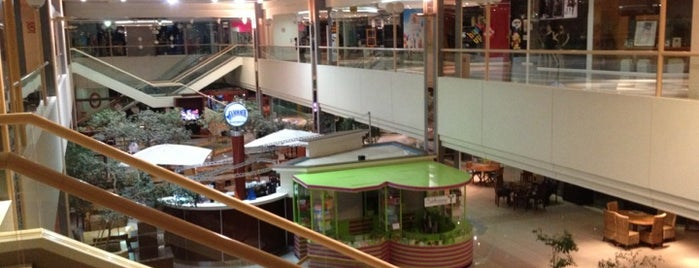Beach Centre is one of favorite Malls.