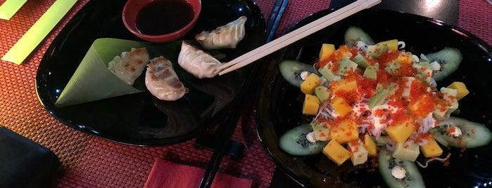Sushi Sushi is one of Omar'ın Beğendiği Mekanlar.