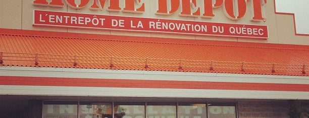 The Home Depot is one of Lugares favoritos de JulienF.