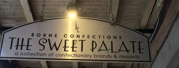 The Sweet Palate is one of New Orleans.