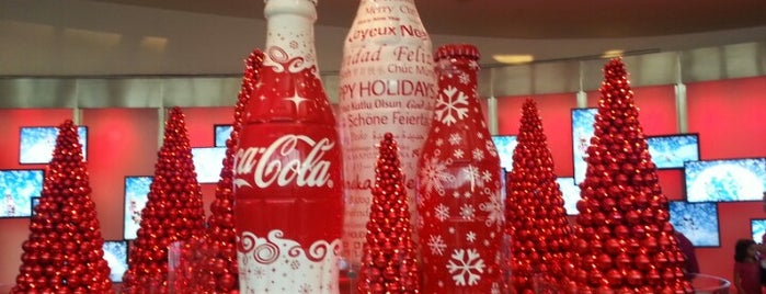 World of Coca-Cola is one of Atlanta Metro.