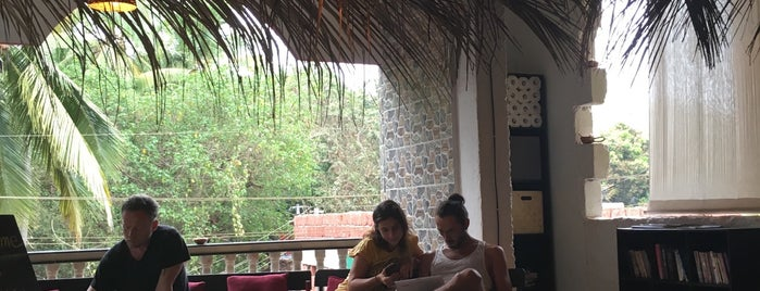 The Noname Coworking is one of Goa.