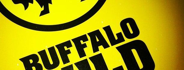 Buffalo Wild Wings is one of Rivkah'ın Beğendiği Mekanlar.