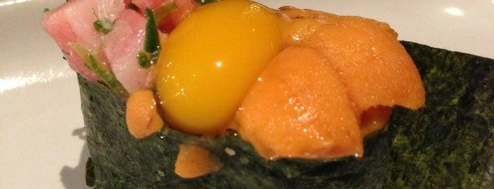 Honmono Sushi is one of Gespeicherte Orte von PenSieve.