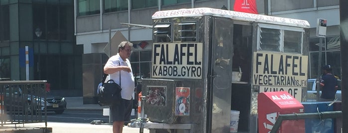 King Of Falafel is one of Philly 2018.
