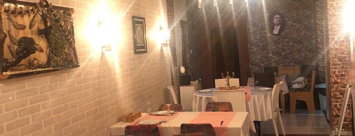 leyla&gül yemek dünyası is one of Sercan'ın mekanları.