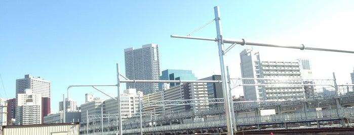 山手線 新駅予定地 is one of 氣になる.