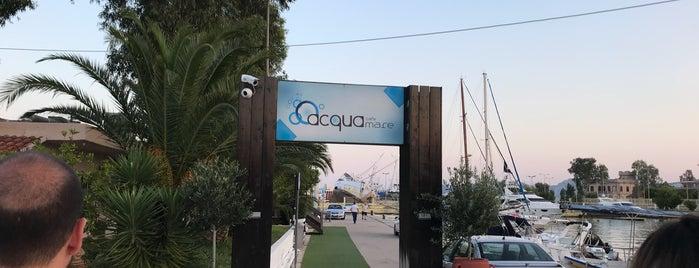 Aqua Mare is one of Ifigenia: сохраненные места.