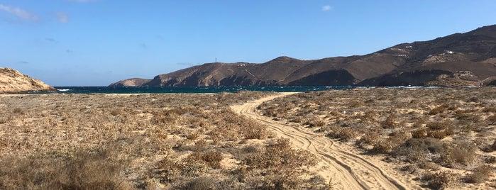 Ftelia Beach is one of Miko.