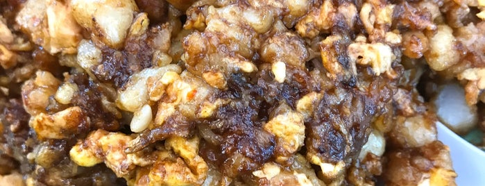 Fried Carrot Cake 炒菜頭粿 is one of Hawker Stalls I Wanna Try... (3).