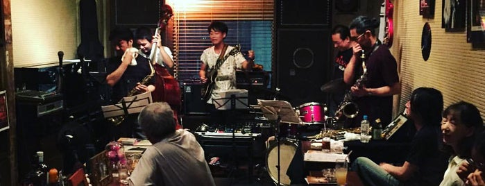 Jazz Bar Riverside is one of バー.
