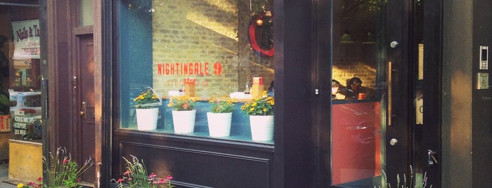 Nightingale 9 is one of cobble hill 4 dan.