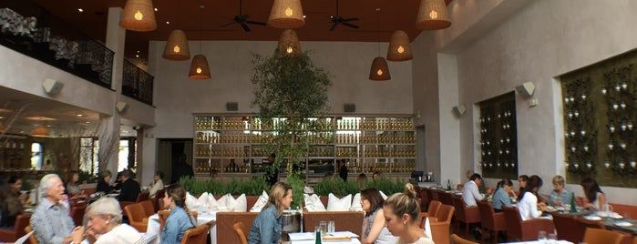 Fig & Olive is one of The Foursquare Insider's Perfect Day in LA.