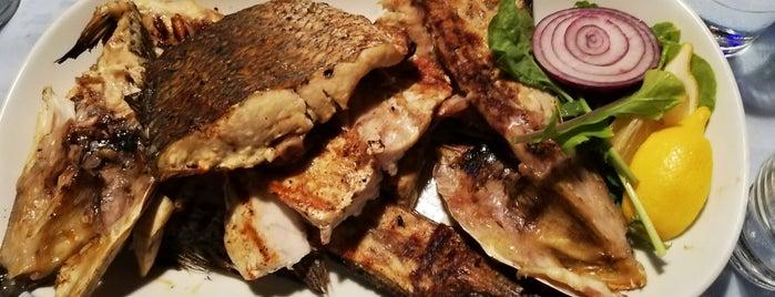 Battı Balık Restaurant is one of Lugares favoritos de Gülay.