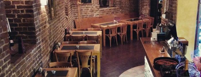 Andělská křídla is one of prazsky bary / bars in prague.