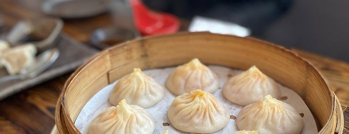 Dumpling Home is one of SF Chronicle.