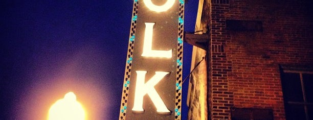 Polk Theatre is one of Lieux qui ont plu à SchoolandUniversity.com.